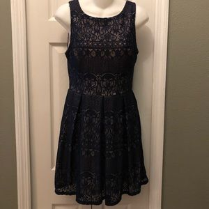 B Darlin skater dress